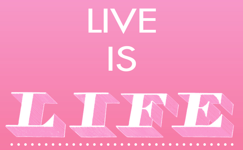 Live is life, Copyright Efrain Garcia Argumedo - Dreamer Photography & Design
